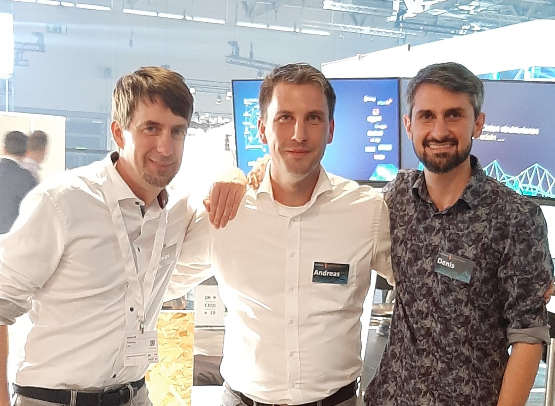Unsere drei Perfomance Nerds findest du in unserer Online Marketing Agentur in Münster.